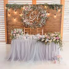wedding venue backdrop best 25 table backdrop ideas on sweetheart table