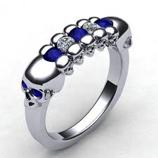 mens skull wedding rings with this skull wedding band gents dot jewelry jewelry