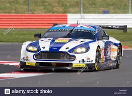aston martin racing vintage silverstone uk 16th apr 2016 european le mans series round 1