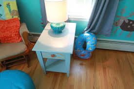 Lamp For Nightstand Bedroom Inspiring Turquoise Nightstand For Charming Furniture