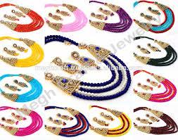 fashion jewellery necklace set images Latest designer pearl necklace set imitation jewellery jpg
