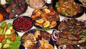 cuisine azerbaidjan azeri cuisine flavors of baku