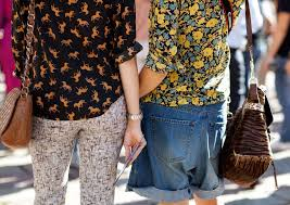 print blouses on the all about print blouses milan the sartorialist