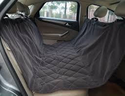 microfiber waterproof pet car hammock gadget flow