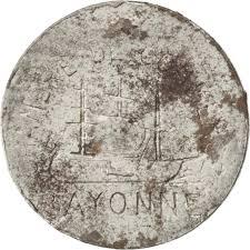 chambre des commerces bayonne bayonne chambre de commerce 5 centimes 1917 elie 10 1 9292265546