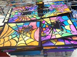 Halloween Arts And Crafts Ideas Pinterest - best 25 spider web craft ideas on pinterest diy halloween