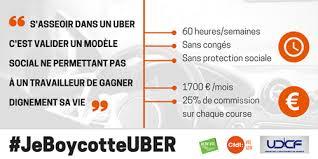 ag2r siege social boycot uber png