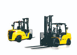 diesel counterbalance trucks