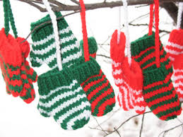 ravelry mitten ornaments wr2082 pattern by design team