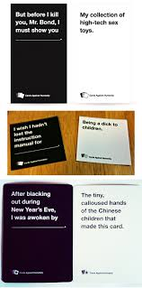 cards against humanity where to buy cards against humanity it s debut this weekend