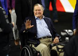 former president george hw bush celebrating 93rd birthday fox news