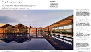 Home Architecture And Design Trends Awards U0026 Services Sjk Architects