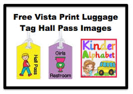 Bathroom Pass Template Nurse Pass Clipart 37