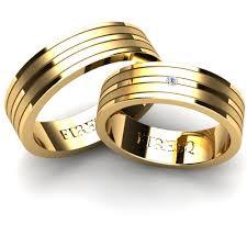 verighete de aur set verighete vx77gl diamante ro