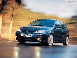 2001 ford focus manual download