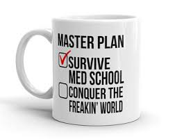 med school gifts dr to be mug school gifts student mug