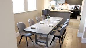 kitchen dining table l restaurant tables steel vintage uk sv
