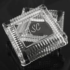 Crystal Keepsake Box Personalized Keepsake Boxes
