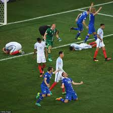 iceland the smallest nation ever to qualify for world cup daily