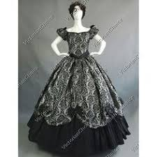 Ball Gown Halloween Costume Victorian Southern Belle Princess Floral Ball Gown Dress