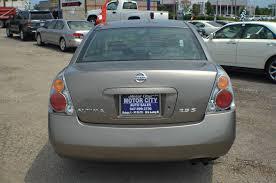 nissan altima 2005 used 2004 nissan altima 2 5s sand sedan used car sale