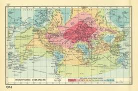 Europe Before 1914 Map by This Map Shows How Much The World Has Shrunk In The Last Century