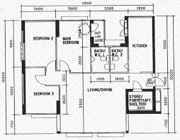 floor plans for strathmore avenue hdb details srx property