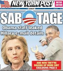 obama adviser behind leak of hillary clinton u0027s email scandal new