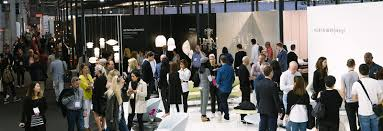 new york times home design show icff high end luxury furniture fair nyc