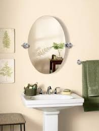 Bathroom Oval Mirrors by Palm Leaf Oval Mirror 8167 Decorative Mirrors Pinterest