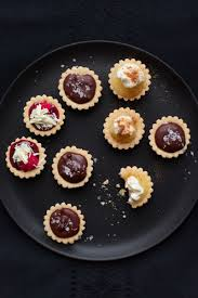 dessert canapes cook trish deseine s easy canapés recipe