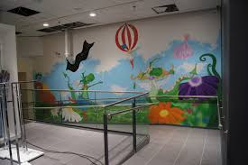 fairytale art as wall murals on a board a textile backdrop fairytale art as wall murals on a board a textile backdrop photography studios or on furniture