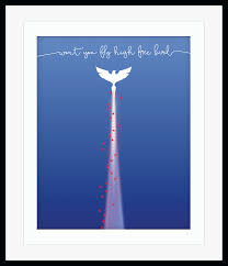 freebird by lynyrd skynyrd song lyric art freebird music