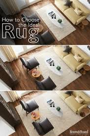 get it right how to pick the perfect rug size for your room