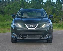 nissan rogue sport review 2017 nissan rogue sport sl awd review u0026 test drive