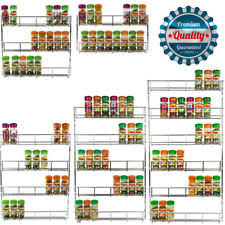 Kitchen Cabinet Door Spice Rack Cabinet Door Spice Rack Ebay