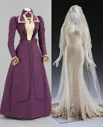 lessons from the v u0026a u0027s wedding dresses exhibition telegraph