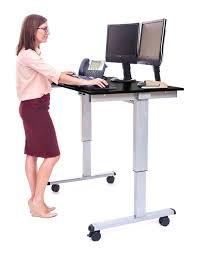 wonderful ergonomic standing desk setup with benefits of a sit