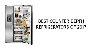 Best Counter Best Counter Depth Refrigerator 2017 Top Counter Depth