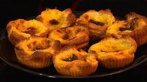 cuisine portugaise dessert recette portugaise pasteis de nata