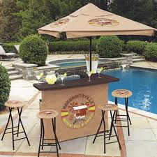 patio furniture bar height collection patio bar sets margaritaville
