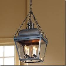 Pottery Barn Lantern Chandelier Cote De Dear Miss Cote De