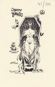 convention sketches by tim vigil soft cover 3b nimm98
