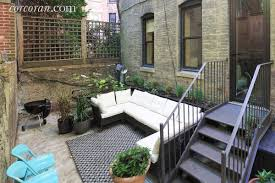 brooklyn heights co op comes with an enormous backyard for