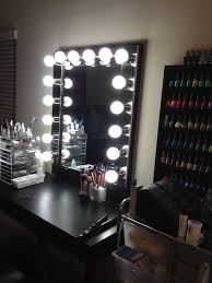 diy bedroom vanity vanity mirror with lights for bedroom diy cheap lux 2018 incredible