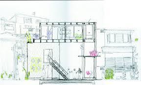 yokohama apartment on design partners mooponto
