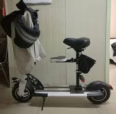 si e enfant scooter vélo enfant siège selle pour vélo enfants scooter électrique s