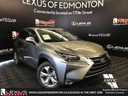 lexus pre owned interest rates pre owned 2017 lexus nx 300h demo unit executive package 4 door