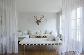 Curtain Room Dividers Ideas Sheer Curtain Room Dividers Home Design Ideas