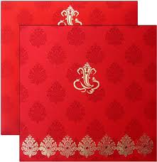 hindu wedding card 16 best invitations images on wedding invitation cards